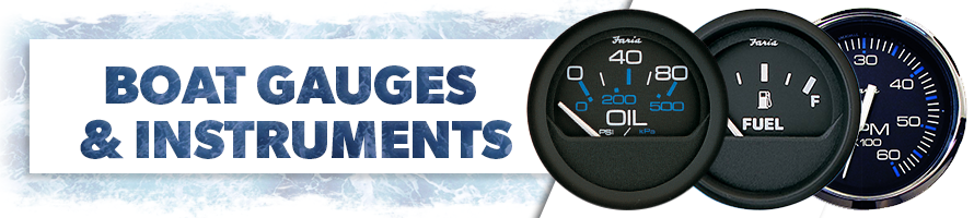 Marine Gauges & Instruments