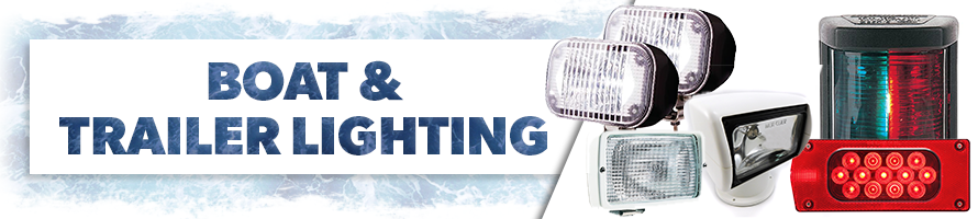 Boat & Trailer Lighting
