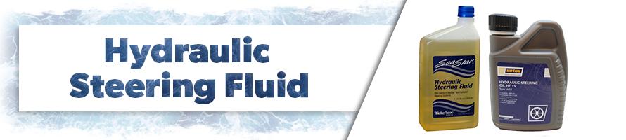 Hydraulic Steering Fluid