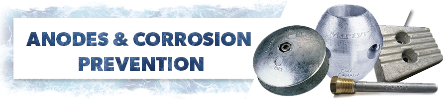 Anodes & Corrosion Prevention