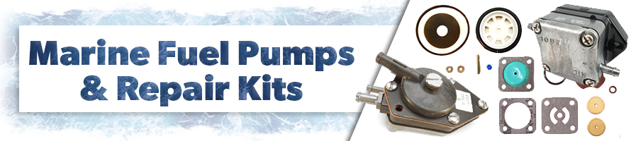 Marine Fuel Pumps & Repair Kits