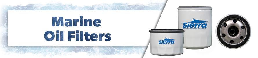 Marine Oil Filters