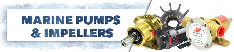 Marine Pumps & Impellers