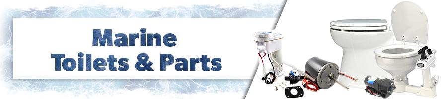 Marine Toilets & Parts