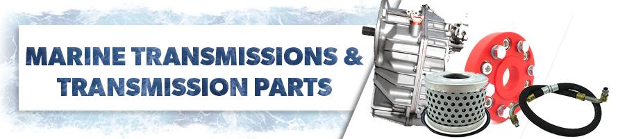 Marine Transmissions & Transmission Parts