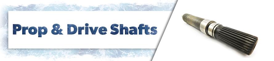 Prop & Drive Shafts
