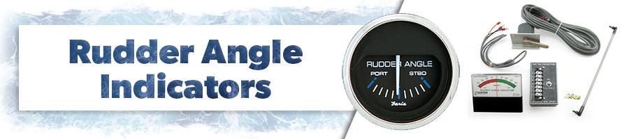 Rudder Angle Indicators
