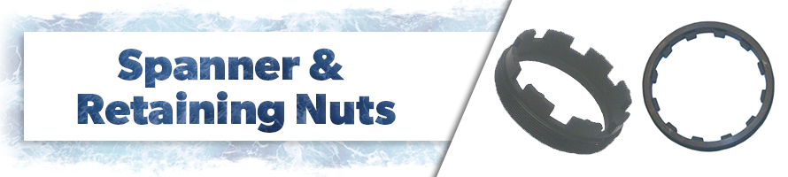 Spanner & Retaining Nuts