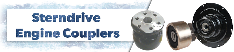 Sterndrive Engine Couplers
