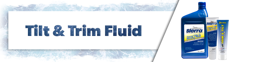 Tilt & Trim Fluid