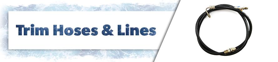 Trim Hoses & Lines
