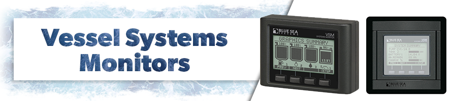 Vessel Systems Monitors