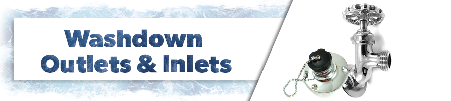 Washdown Outlets & Inlets